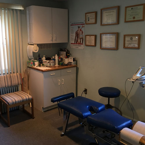 Iselin Chiropractic Adjustments